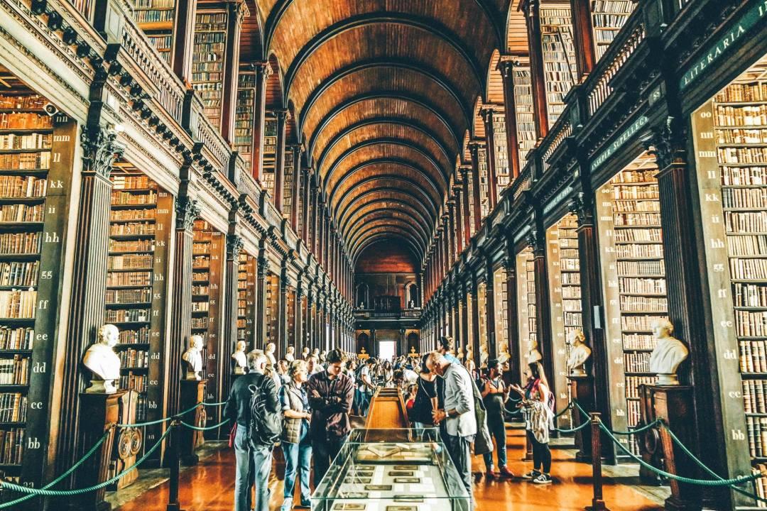 Long Room Trinity College