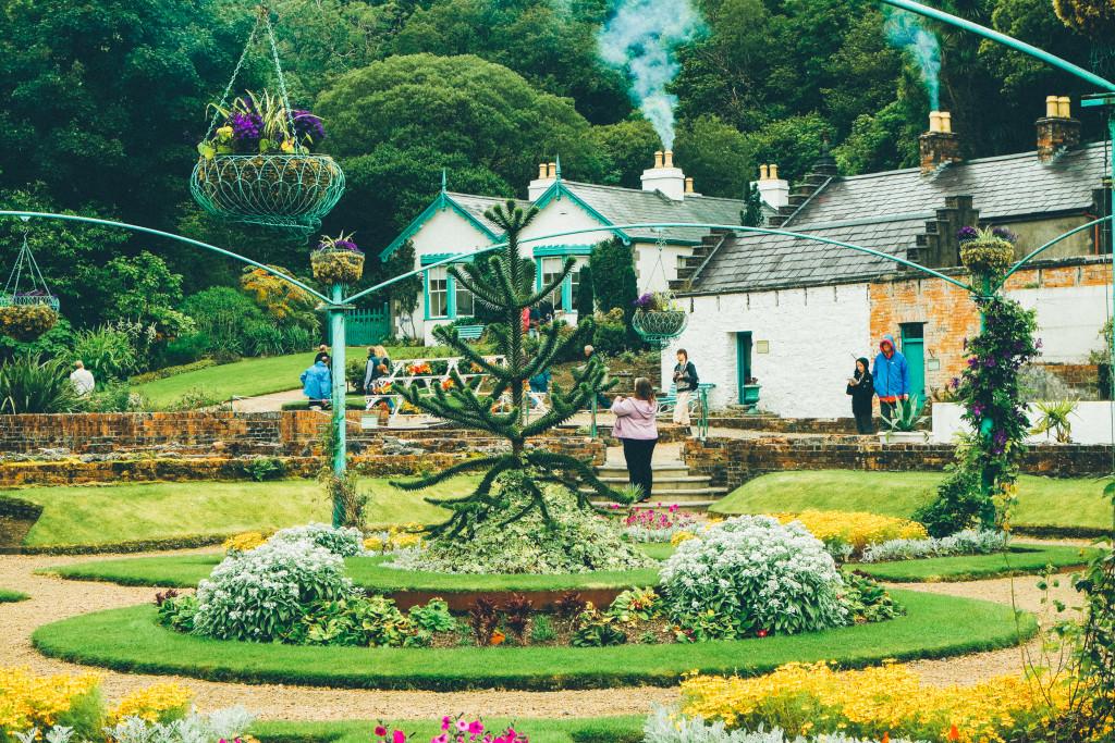 Kylemore Abbey (Irlanda)