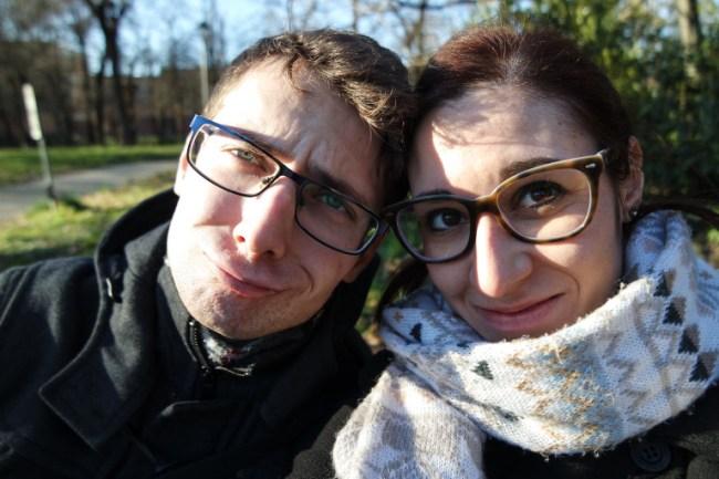 Selfie a Modena