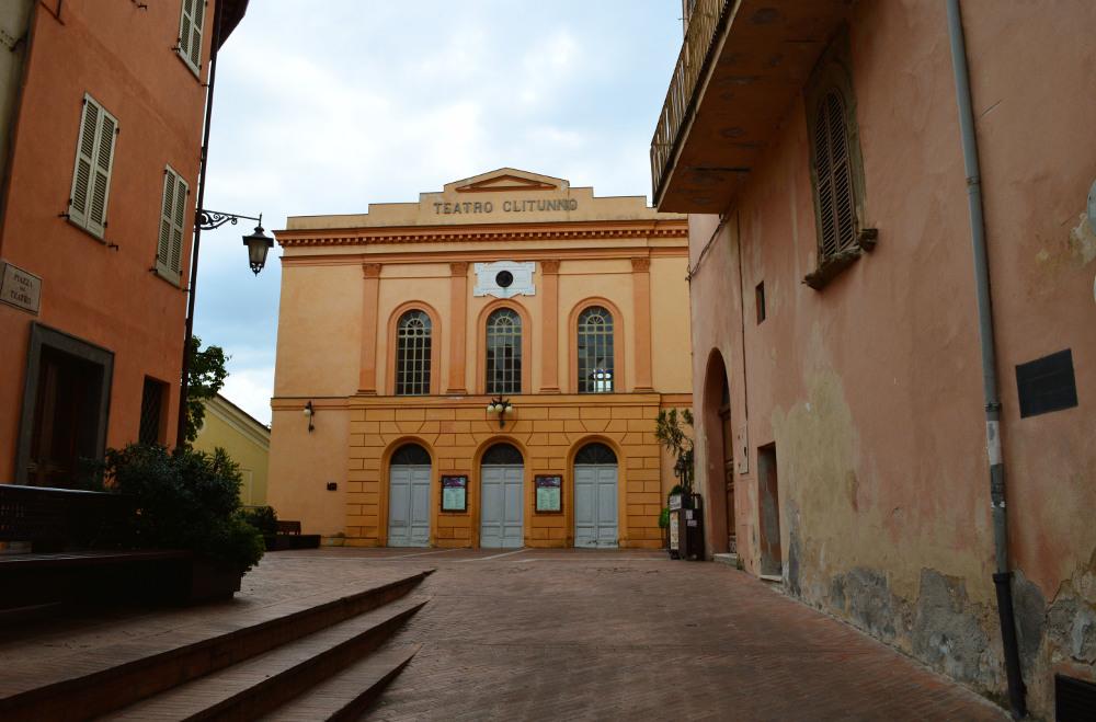 Teatro Clitunno