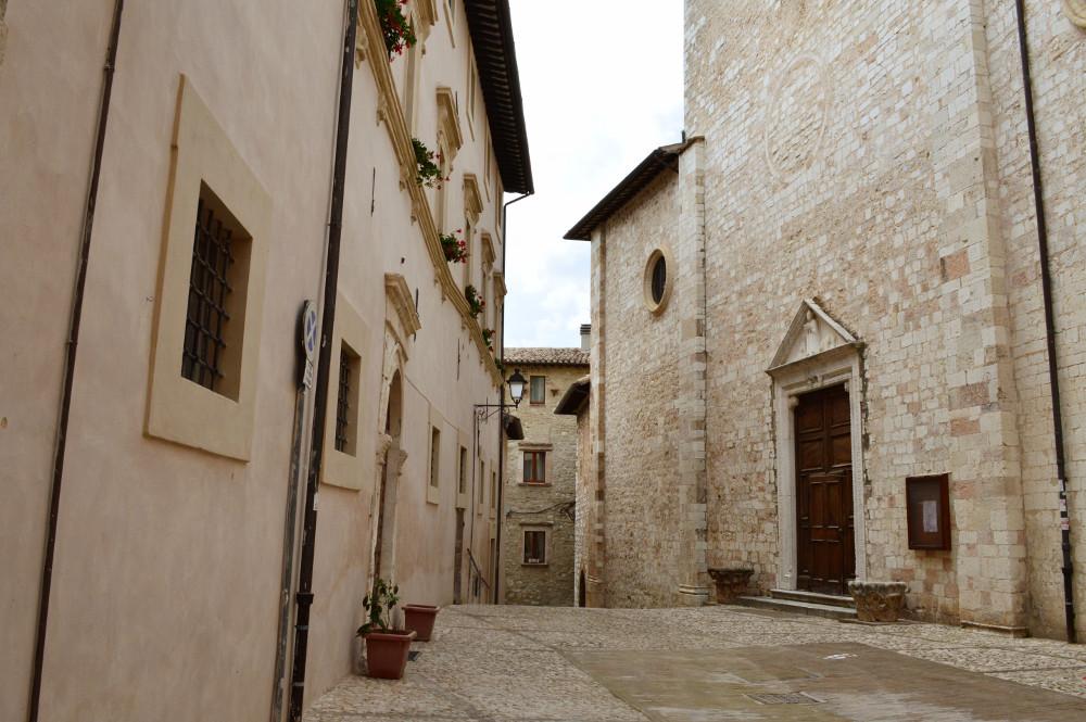 Duomo di Trevi
