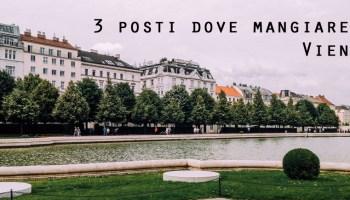 Vienna low cost: idee per risparmiare - I viaggiascrittori