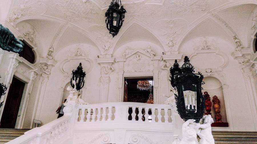 Belvedere scalone