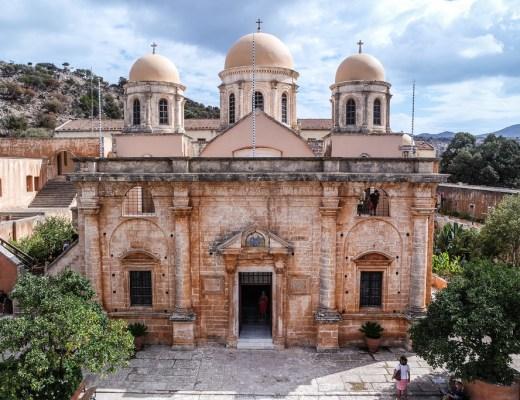 monastero di agia triada