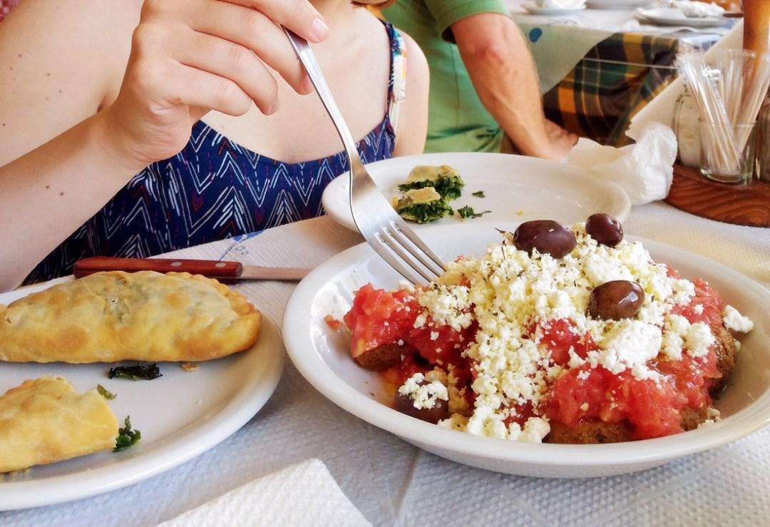 Dove mangiare a Creta