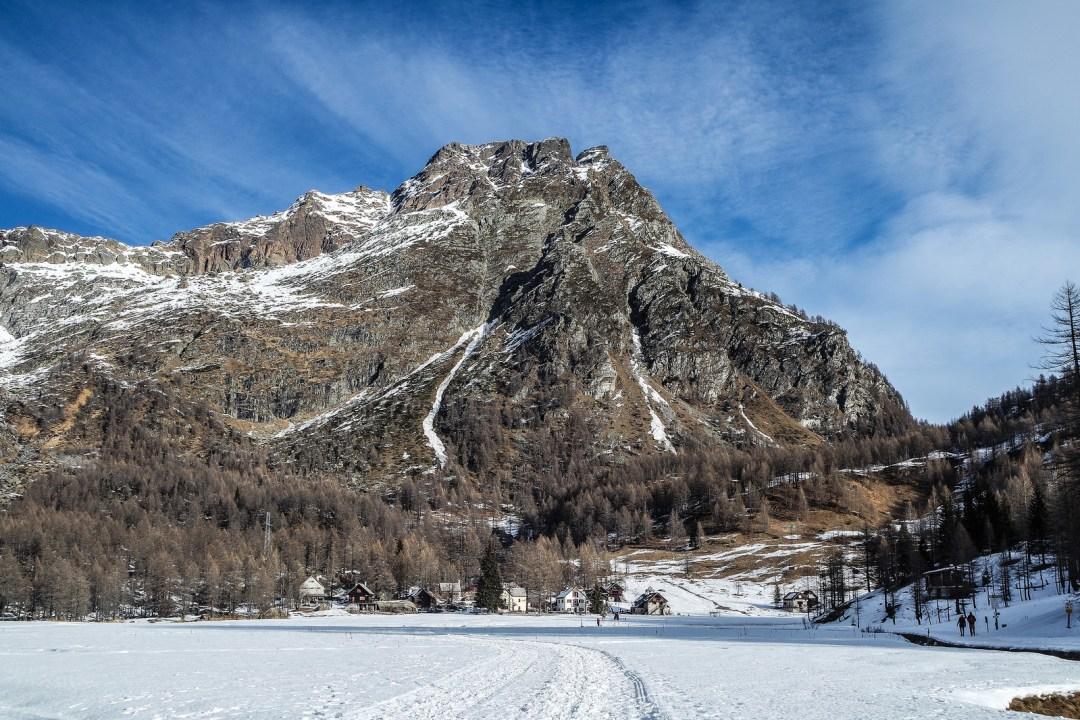 Alpe Devero in Inverno