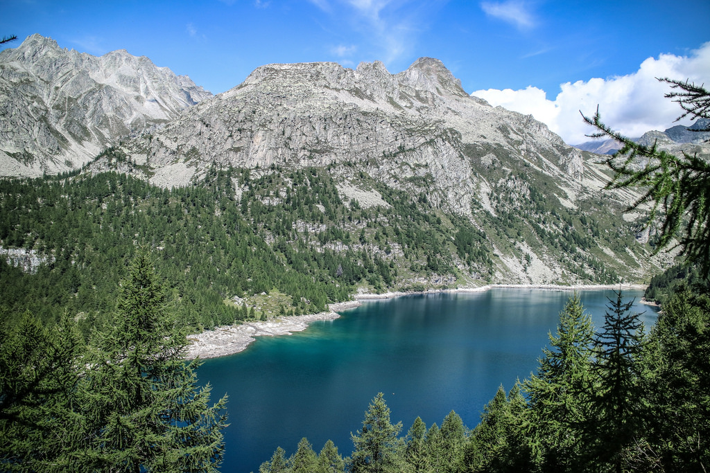 escursione al lago di Pojala