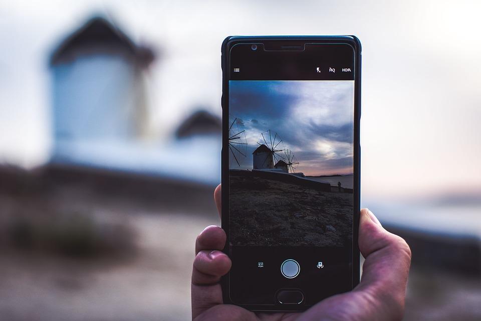 modificare le foto per Instagram