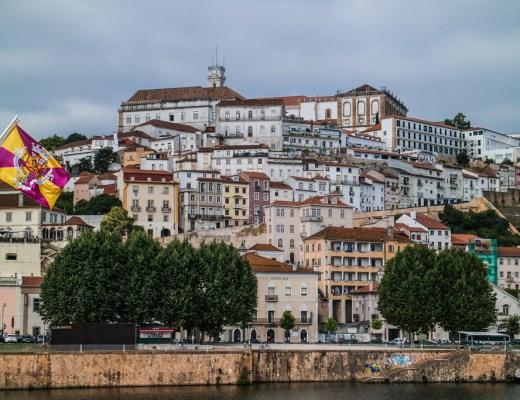 Coimbra, cosa vedere in un giorno