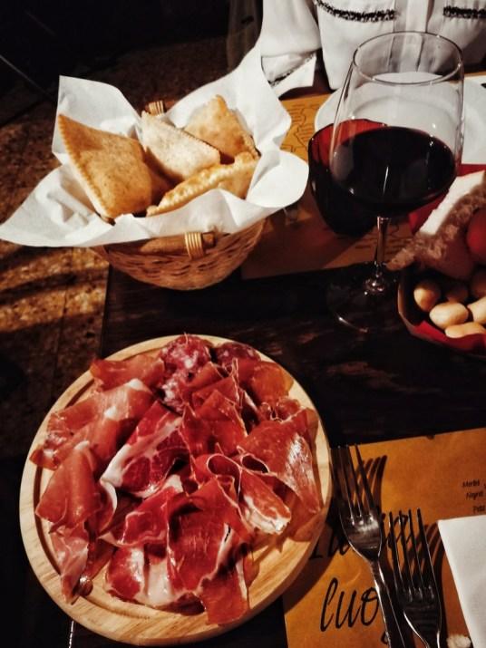 Torta fritta Parma