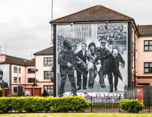 Derry, cosa vedere in un giorno