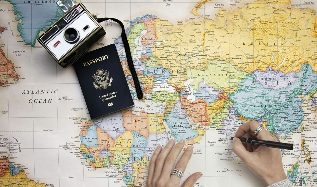 organizzare itinerario
