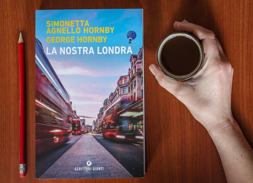 La nostra Londra, Simonetta Agnello Hornby