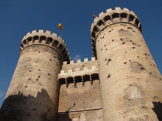 Spagna - Valencia - Torres de Quar