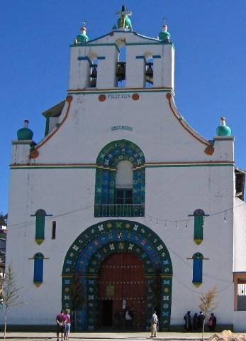 San Juan Chamula Stati Uniti Messicani