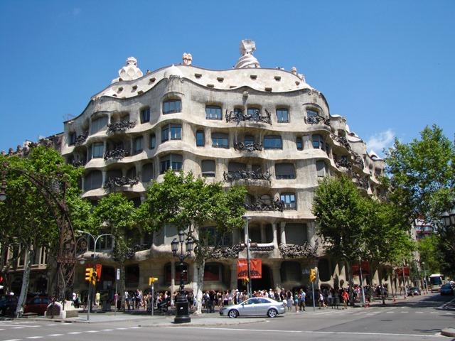 Casa Milà Spagna