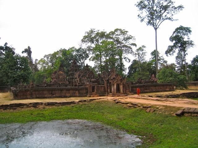 Cambogia - Angkor - Banteay Srei