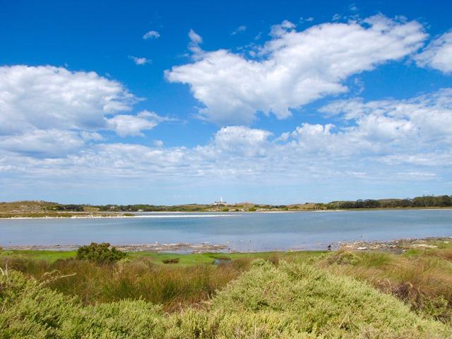 Australia - Rottnest Island - Lake Baghdad