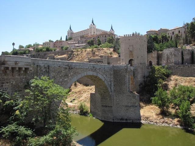Spagna - Toledo - Puente de Alàntara