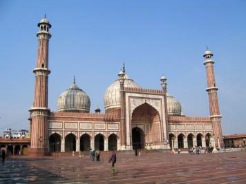 India - Delhi - Jama Masjid