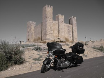 Spagna - Castillo de Sádaba
