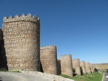 Spagna - Ávila - Murallas
