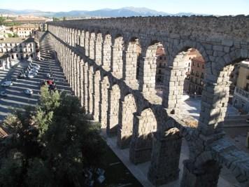 Spagna - Segovia - Acqueducto Romano