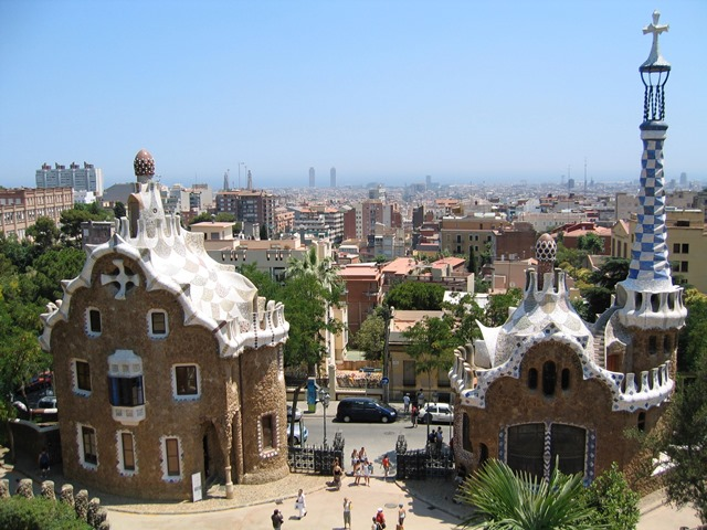 Parc Guell Spagna