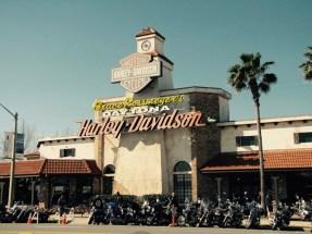 U.S.A. - Florida - Daytona Beach - Bruce Rossmeyer's Harley Davidson