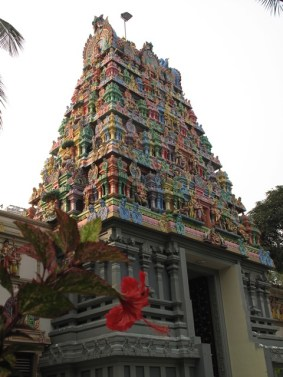 Singapore - Sri Thandayuthapani Temple