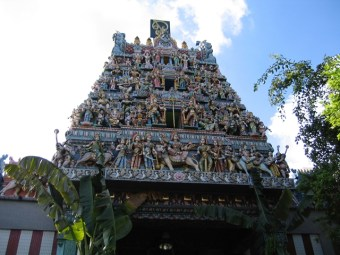 Singapore - Sri Veeramakaliamman Temple