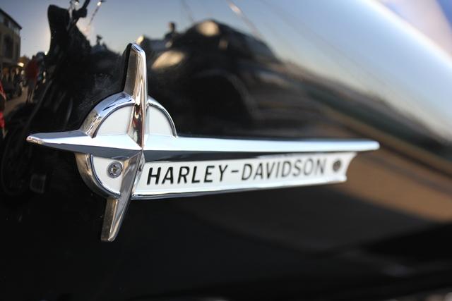Anniversario Harley Davidson