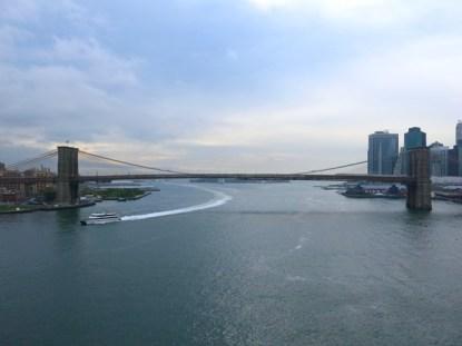 U.S.A. - New York City - Brooklyn Bridge
