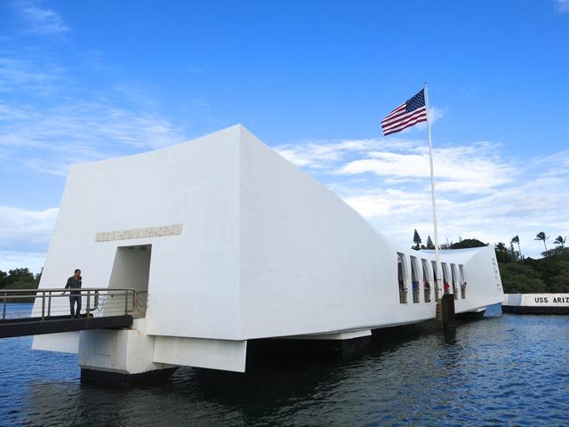 Hawaii - Oahu - Pearl Harbor, Arizona Memorial
