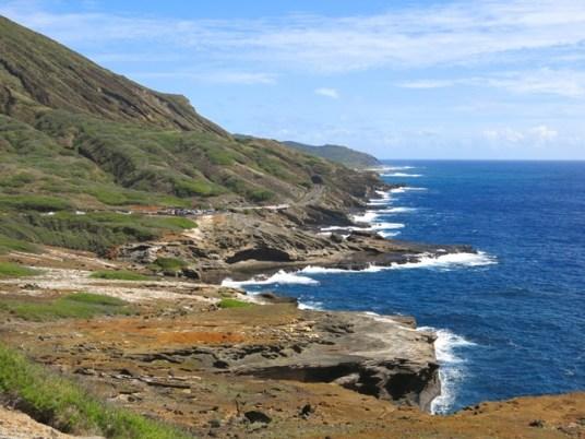 Hawaii - Oahu - Lanai Lookout