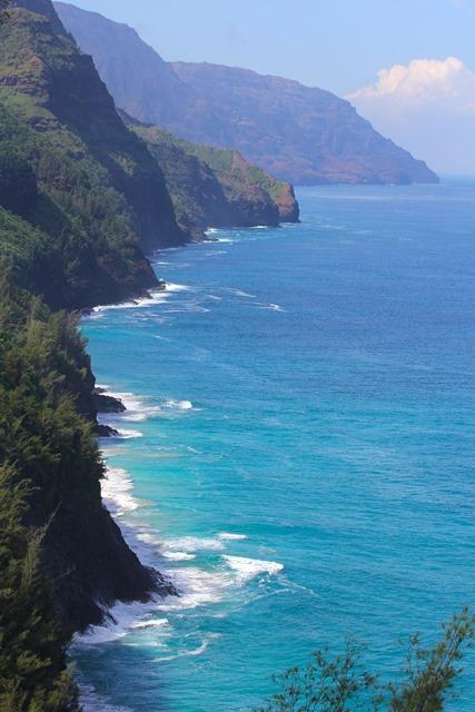 Hawaii - Kauai - The Kalalau Trail