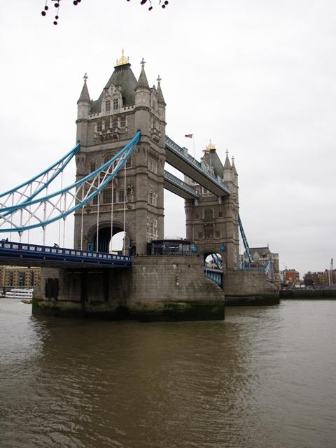 Londra - Tower Bridge