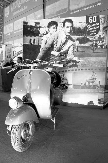 Motodays 2013 fiera Roma