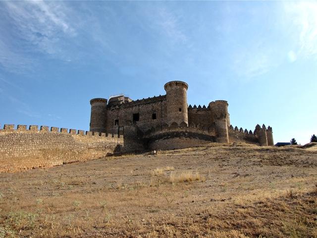 Spagna - Belmonte - Castillo