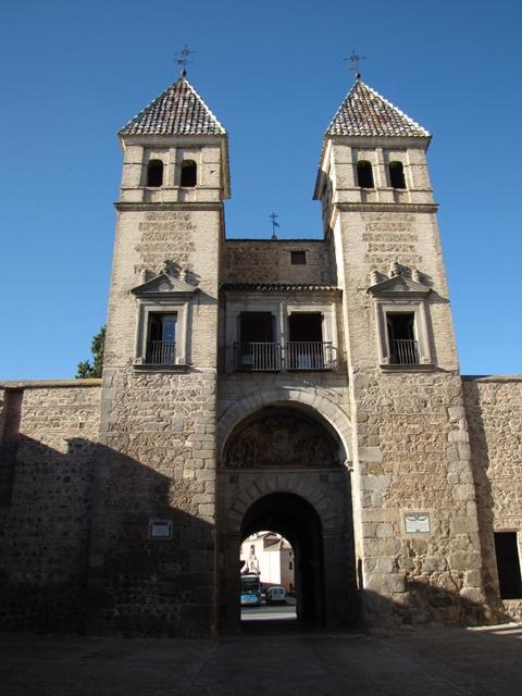 Spagna - Toledo - Puerta Nueva de Bisagra