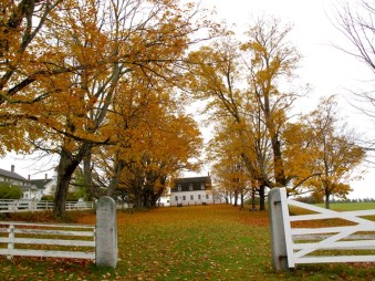U.S.A. - New England - New Hampshire - Canterbury - Shaker Village
