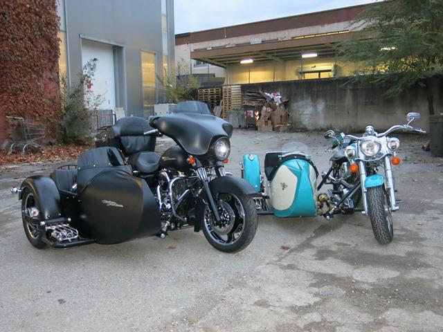 Sidecar passion