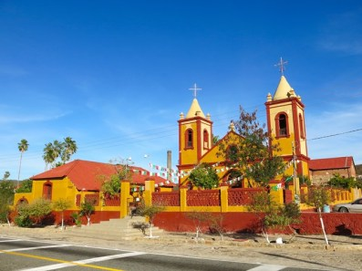 Baja California - El Triunfo - Mission