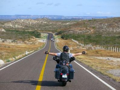 Baja California - Mexican Federal Highway 1