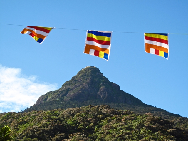 Sri Lanka - Adam's Peak