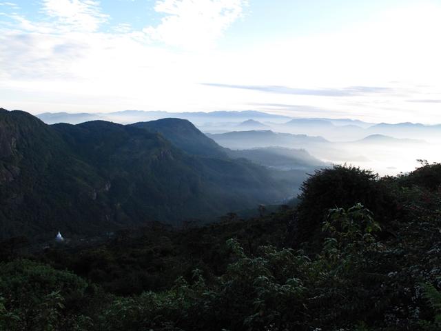 Sri Lanka Ceylon Adam's Peak