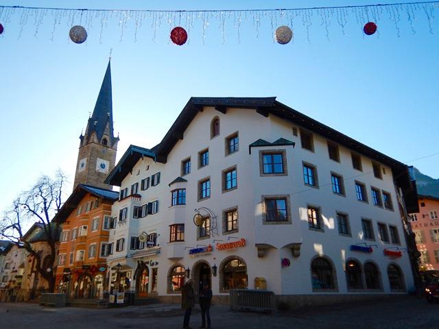 Kitzbühel - Mercatini di Natale - Edifici storici