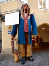 Innsbruck - I giganti di Riesengasse
