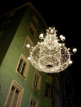 Innsbruck - Decorazioni natalizie