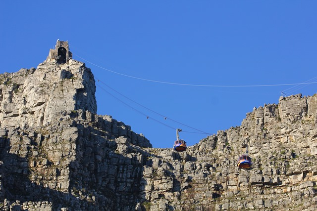 Sudafrica Table Mountain